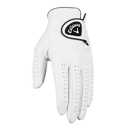 Callaway Men's Dawn Patrol Golf Glove, Medium/Large, Left Hand