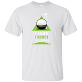 Shoot Like a Pro - Cotton T-Shirt