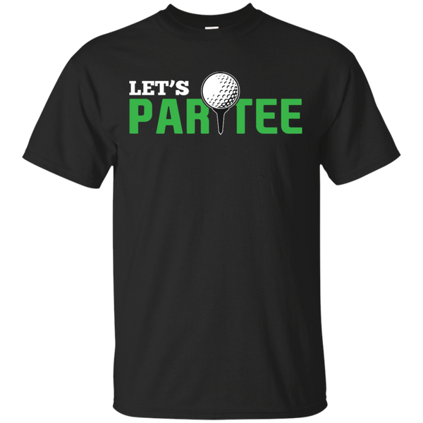Par-tee - Cotton T-Shirt