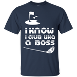 Like a Boss - Cotton T-Shirt