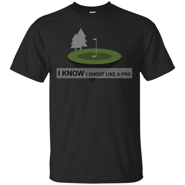 Shoot Like a Pro 3 - Cotton T-Shirt