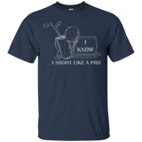 Shoot Like a Pro 2 - Cotton T-Shirt