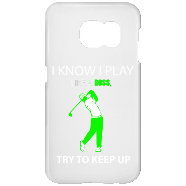Golfbase Samsung Galaxy S7 Phone Case