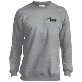 Go1fbase Youth Crewneck Sweatshirt