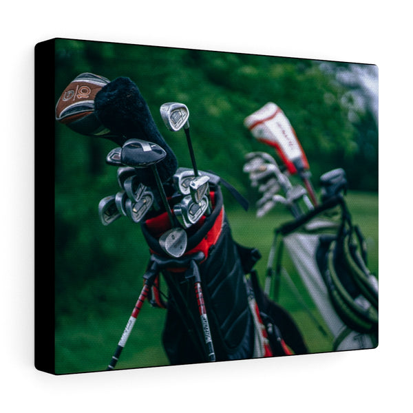 Dual Golf Bag Canvas