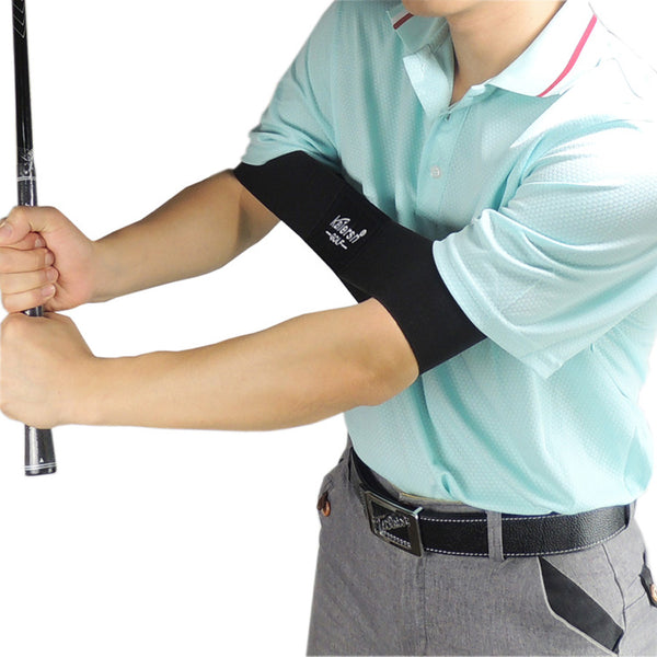 golf arm motion correction belt