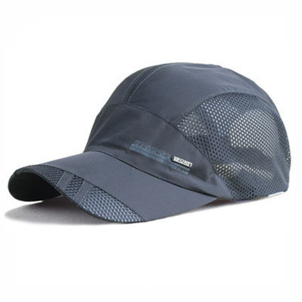 Breathable Mesh Golf Cap