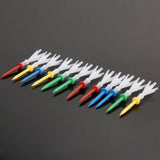 Coloured Golf Tee Set