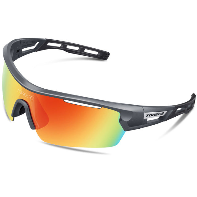 Polarized Sports Sunglasses