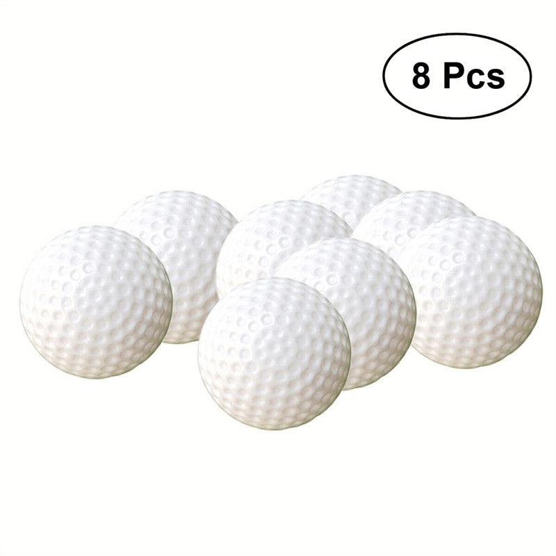 8pcs Golf Ball Kit
