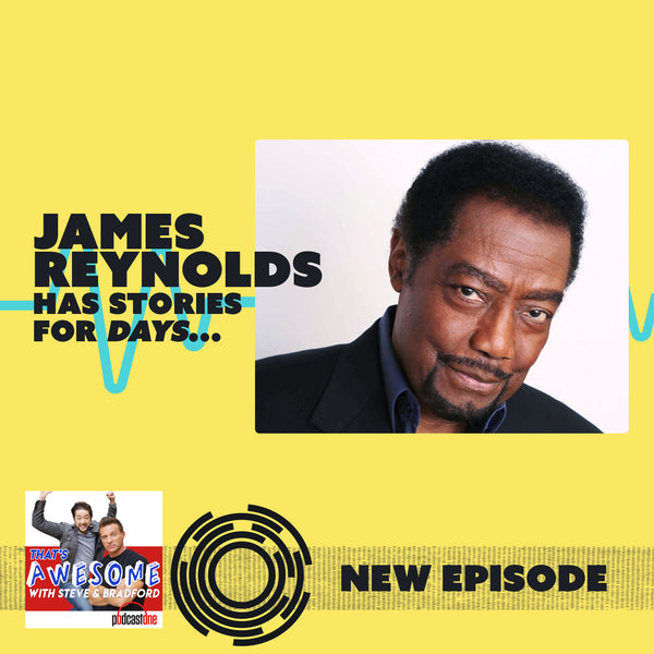 JAMES REYNOLDS Has Stories For DAYS...