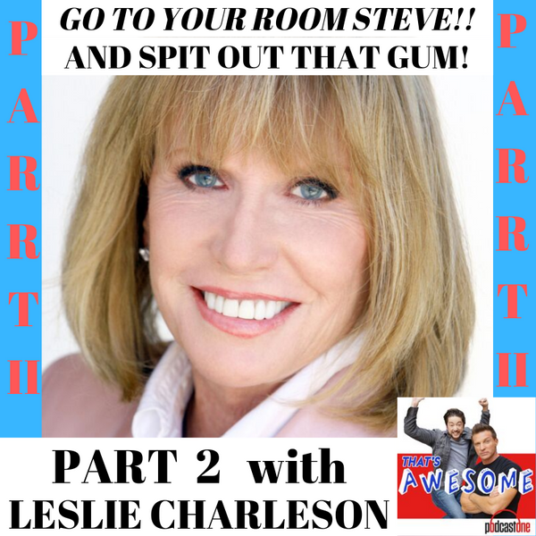 Leslie Charleson-PART 2... ELVIS and MORE!