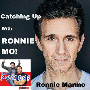 Catching Up With RONNIE MO!