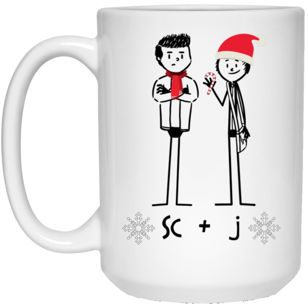 Limited Edition SC&J HOLIDAY MUG!