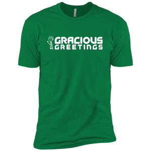 GRACIOUS GREETINGS SPINELLI SHIRT!