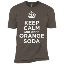 Keep Calm and Drink Orange Soda T Shirt!