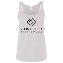 SC&J Logo Ladies' Relaxed Jersey Tank