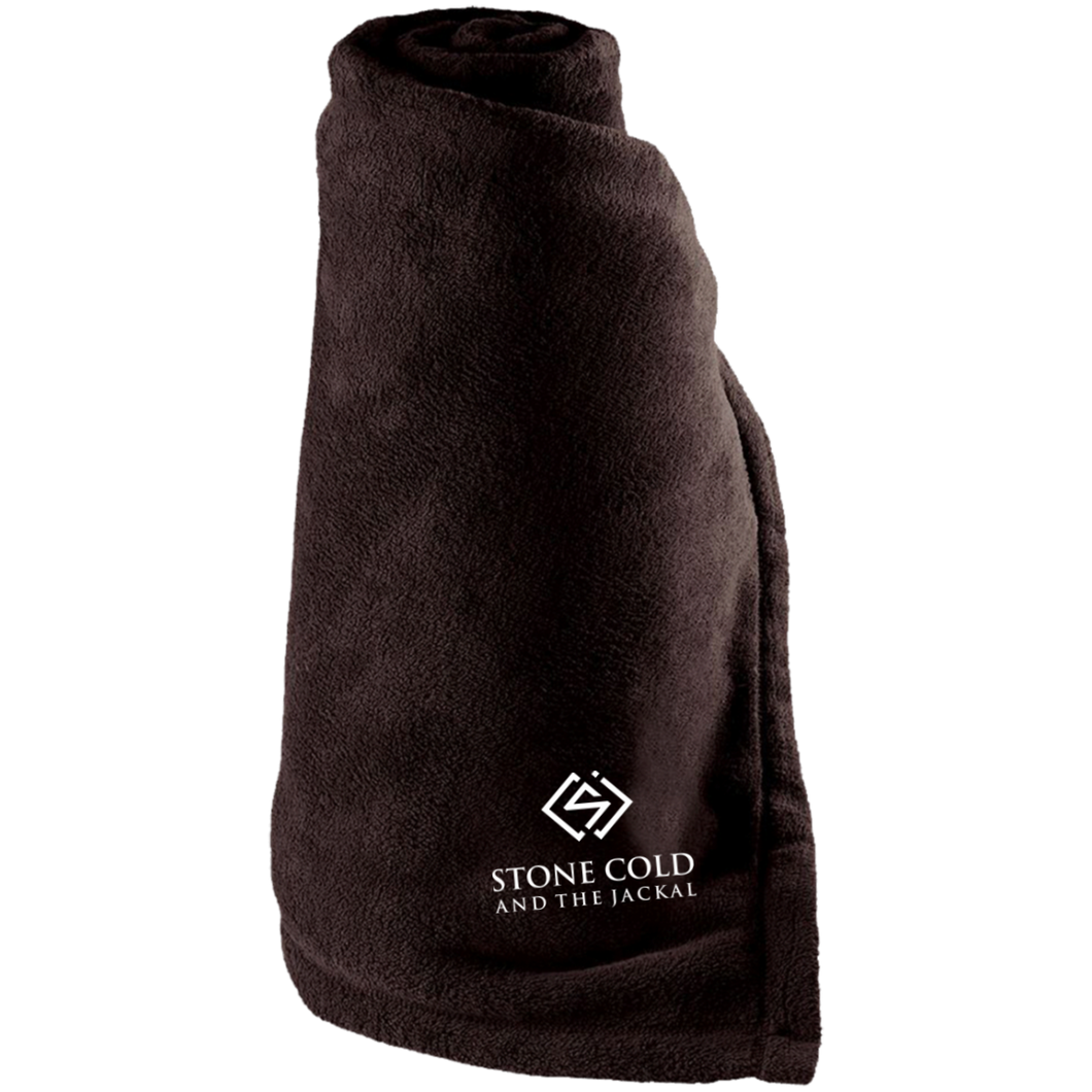 SC&J Logo Fleece Blanket!