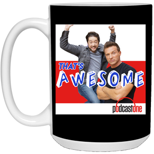 That's Awesome Podcast Mug!