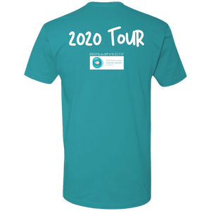 2020 SC&J Sandy Rollman Tour Shirt! (ALL PROCEEDS TO S.R.O.C.F.)