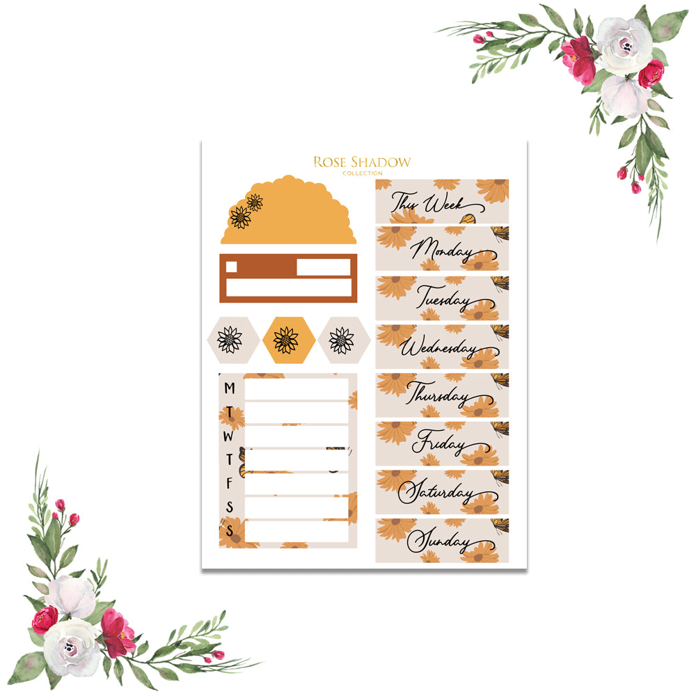 Sun Kissed Date Cover up sheet
