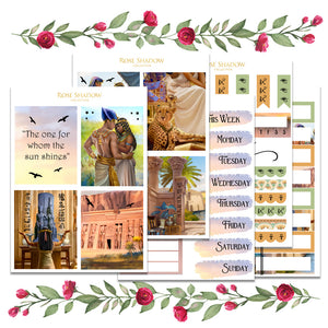 Queen Nefertari (Exclusive Clipart)