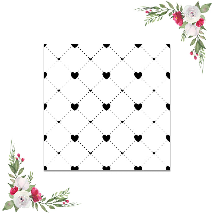 Connected Hearts Vellum