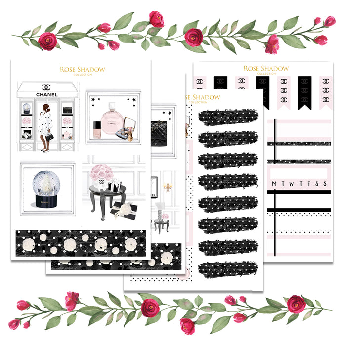 Chanel Love Mini Kit (Exclusive Clipart)