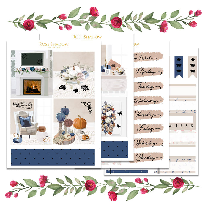 The Gathering Mini Kit Featuring Exclusive Clipart!!