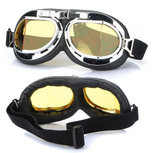 Gothic Steampunk Goggles | Flying Glasses