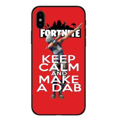 reputable site 1f1fa 18f27 Fortnite Battle Royale Case for iPhone 6, 6s, 7, 7 Plus, 8, 8 Plus & iPhone  X