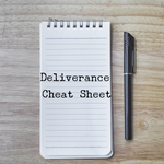 Deliverance Cheat Sheet