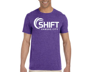 Shift Purple T Shirt