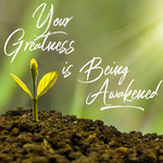 Your Greatness is Being Awakened - 8/16/20