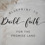 Blueprint to Build Faith for the Promise Land - 8/6/19