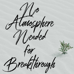 No Atmosphere Needed for Breakthrough - 8/16/19