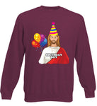 Birthday Boy - Jesus Christmas Jumper