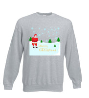 Merry Christmas - Yellow Snow Funny Christmas Jumper
