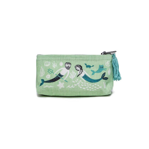 Danica Studio Sea Spell Linen Pencil Bag