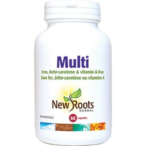 New Roots Multivitamin
