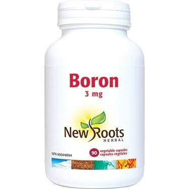 New Roots Boron 3mg