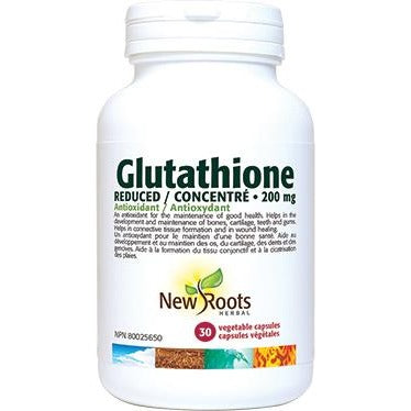 New Roots Glutathione (reduced)