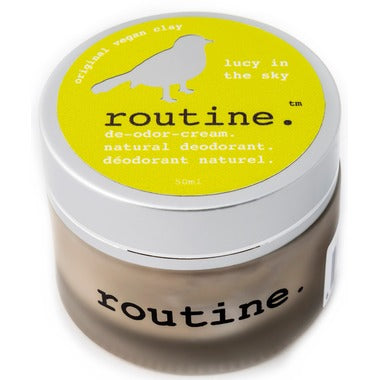 Routine Natural Deodorant LUCY IN THE SKY vegan