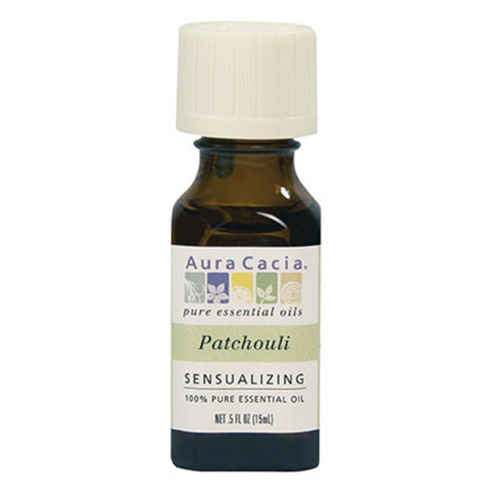 Aura Cacia Patchouli Essential Oil