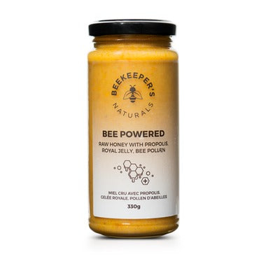 bee powered honey