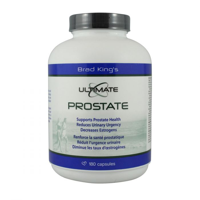 Brad King Ultimate Prostate 180 capsules
