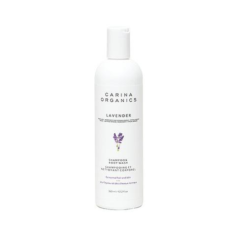 Carina Organics Shampoo and Bodywash