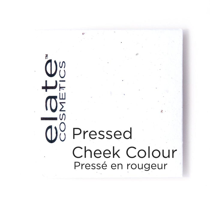 Elate Cosmetics Flushed Pressed Cheek Colour TITIAN