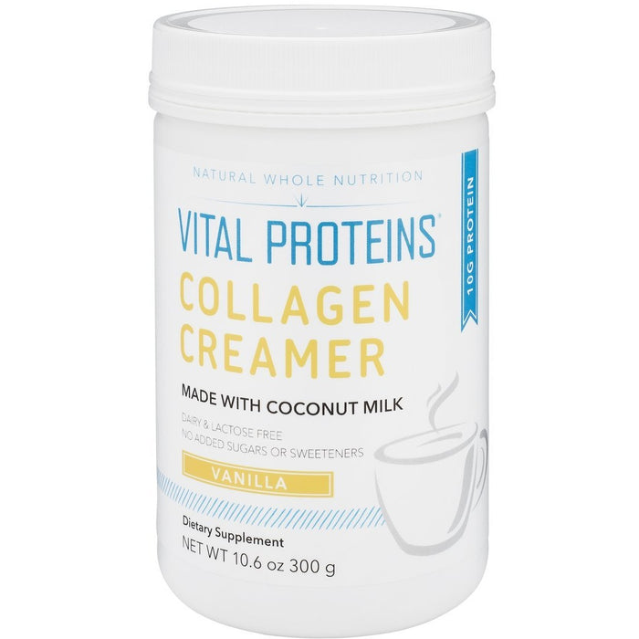 Vital Proteins Collagen Creamer Vanilla