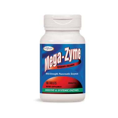 Enzymatic Therapy Mega-Zyme